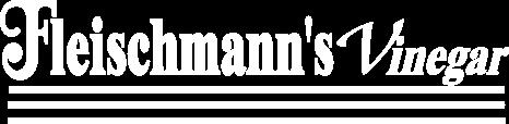 Fleischmann's Vinegar Logo